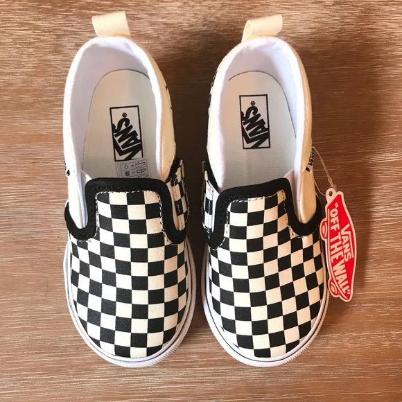 vans toddler shoes size 8